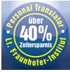 Über 40 Prozent Zeitersparnis beim Übersetzen mit Personal Translator