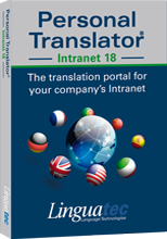 Personal Translator Intranet 18