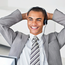 Einsatzmöglichkeiten Voice Reader Home 15 - Im Büro
