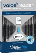 Text-to-Speech Voice Reader Server 15