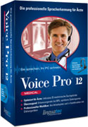 Professional Speech Recognition Voice Pro 12 Medical