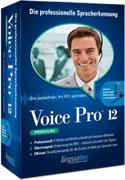 Professionelle Spracherkennung Voice Pro 12 Premium