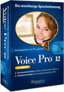 Professionelle Spracherkennung Voice Pro 12 Standard