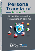 Personal Translator Intranet 20